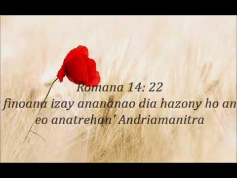 Fihirana Fanampiny 24 Mahereza! Ny Tompo Momba Anao