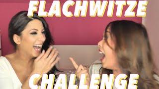 Flachwitze Challenge mit Soraya Ali I Wer lacht verliert I Hello Chrissy