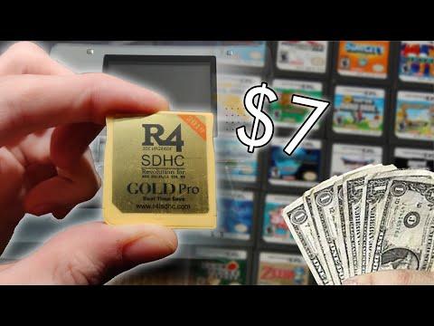 I Bought A $7 Nintendo DS Flash Cartridge