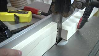 172 - Tenons On The Bandsaw