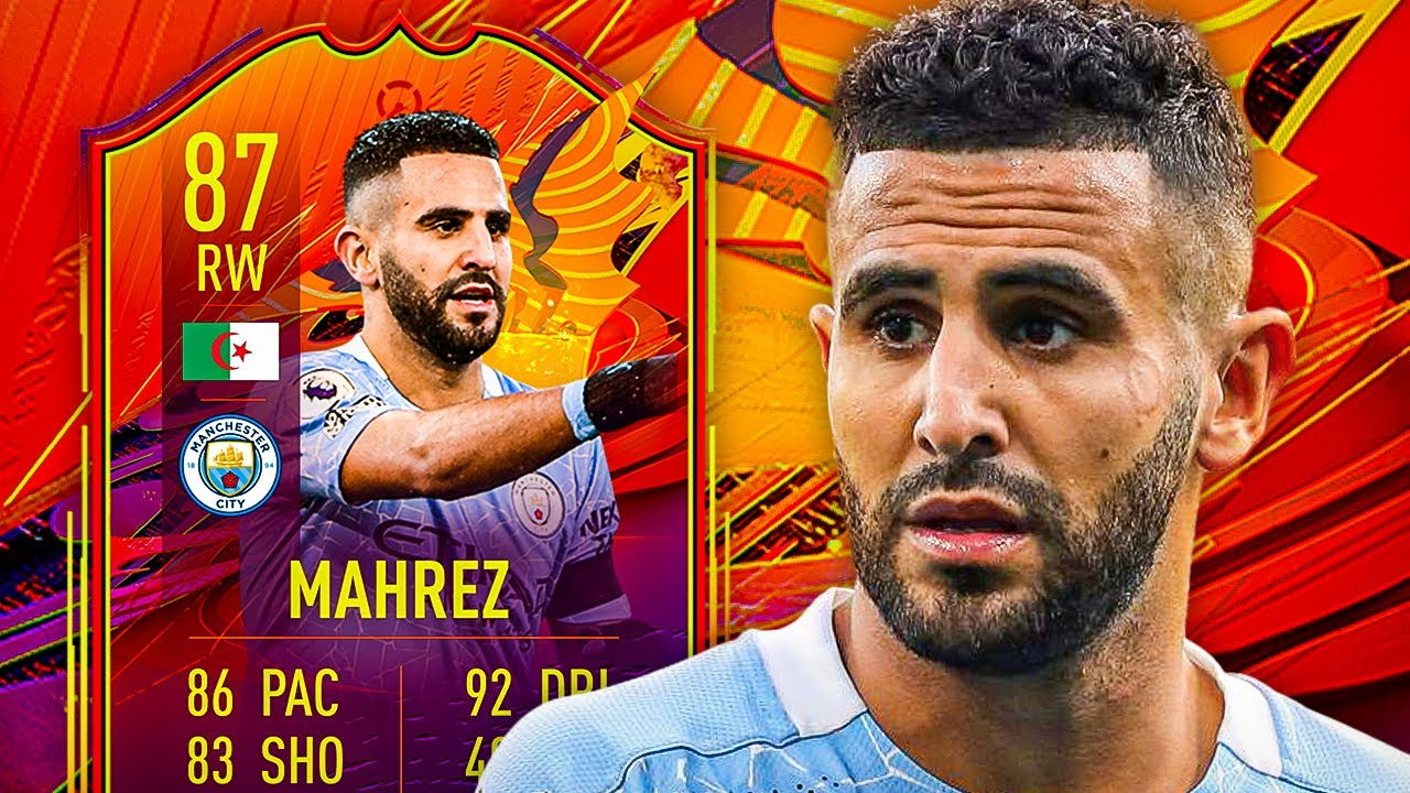 FIFA 21 2021 Headliner Guide: FUT 21 Riyad Mahrez Headliners Cheapest  Solution in Ultimate Team - Z2U.COM