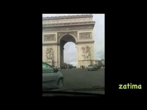 My Trip to Paris, France رحلتي الى باريس فرنسا