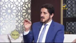عدنان إبراهيم يعلق على كلام عدنان العرعور: