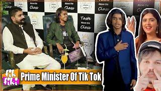 Kashif Khan's Exclusive Interview | Prime Minister of Tiktok | Junaid Tariq | Tik Tiki