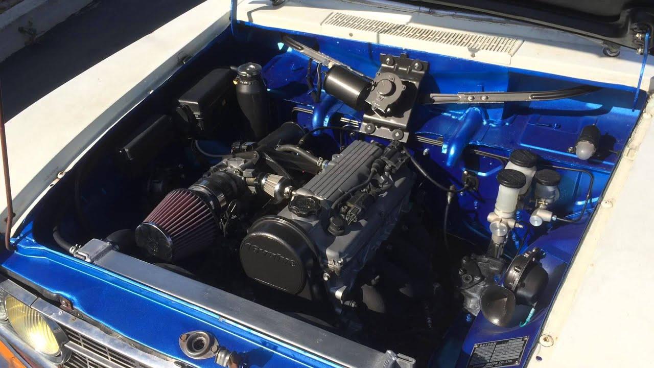 Suzuki Samurai   Engine Swap Kit