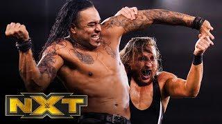 Pete Dunne vs Damian Priest WWE NXT Oct 16 2019