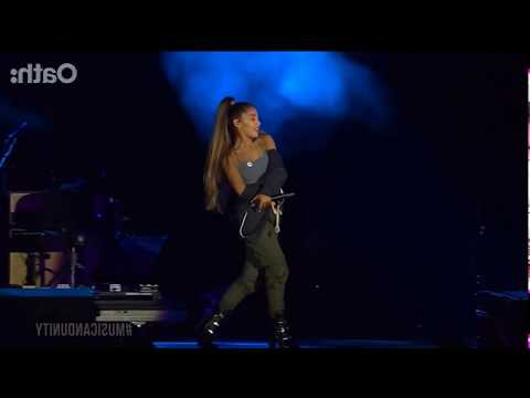 Be Alright-Ariana Grande (A Concert For Charlottesville An Evening Of Music And Unity)