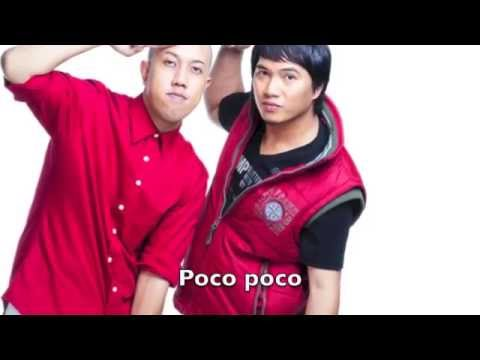 JIMMY PALIKAT feat. Karmal - Poco Poco (2014) (Lirik Video Official)