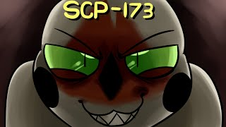 When No Ones Watching SCP-173 (SCP Animation)