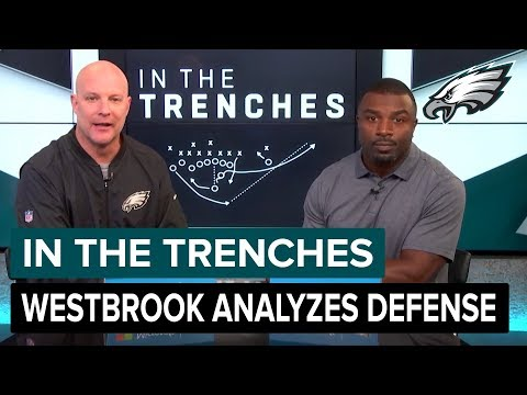 Brian Westbrook's Thoughts On The Defense After Week 3 | Eagles In The Trenches