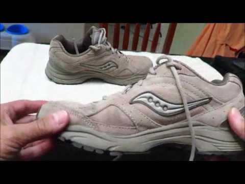 4f509f5b28f7 Saucony Women s Integrity ST2 Walking Shoe Review - YouTube