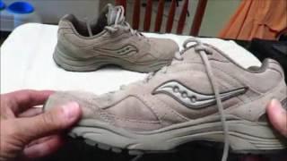 Integrity ST2 Walking Shoe Review