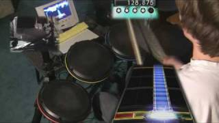 This Calling 100% FC 5GS* - Rock Band 2 Expert Drums ION Drum View