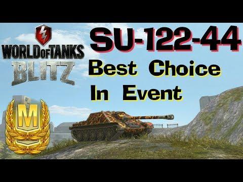 world of tanks su 122 44 matchmaking