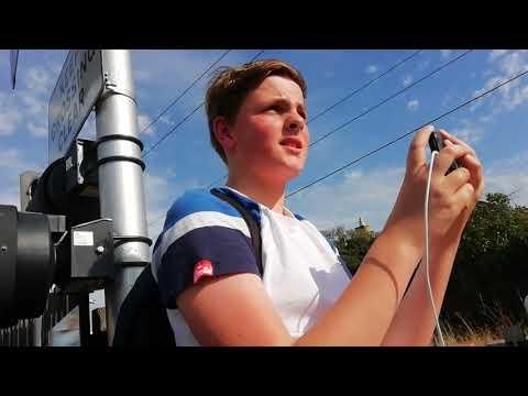 Kingsnowe Level Crossing 24.8.19 Feat Ryan Jamie David Harvey And Jacob