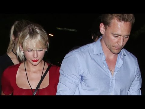 ¿Taylor Swift y Tom Hiddleston Pelea Pública?!