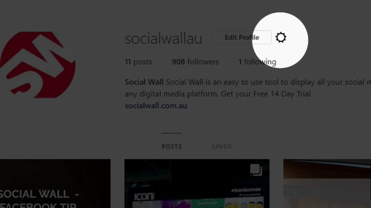 HOW TO ADD YOUR INSTAGRAM ACCOUNTS TO SOCIAL WALL - Social Wall