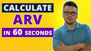 How To Calculate ARV In 60 Seconds For House Flipping