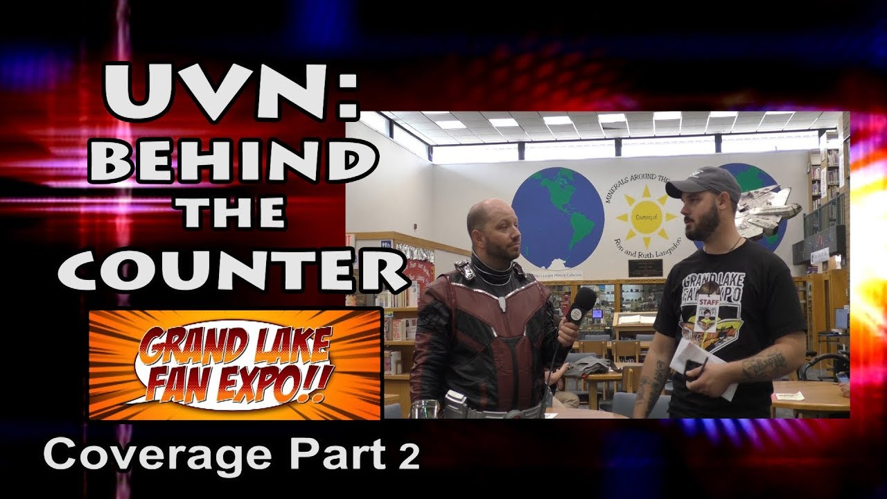 UVN: Behind the Counter 430