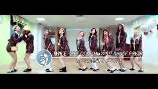 8bit twice like ooh ahh twice used this as their dance cover