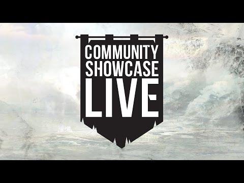 Community Showcase Live, episode 14