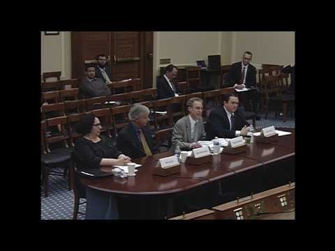 Rep. Marshall Questions Witnesses on Risky Business: The DOE Loan Guarantee Program