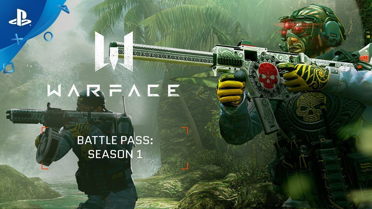 Warface - Battle Pass: Season 1 Trailer | PS4