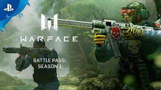 Warface - Battle Pass: Season 1 Trailer | PS4