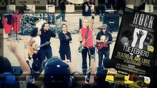 AndrOmedA en Rock Contra la Violencia 2015 (concierto completo) YouTube Videos