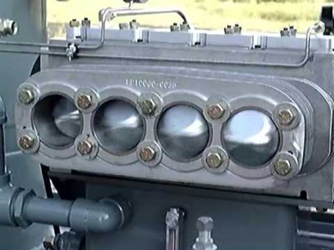 Sertco Model 350 Hp Natural Gas Compressor Package