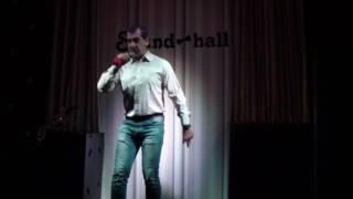 Олег Голюбин - Fire, нет вайфая (песня группы A-Dessa)