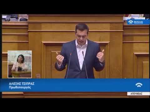 """Αλέξης Τσίπρας """"Ζητάτε να φύγουν οι επενδύσεις μέχρι να κυβερνήσετε με offshore σας"""""""