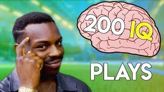 WHEN PLAYERS HAVE 200 IQ (Rocket League Fakes, Mind Games, Bumps)