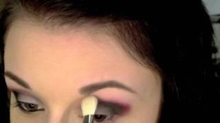 Blackened Rose (Halloween) Makeup Tutorial