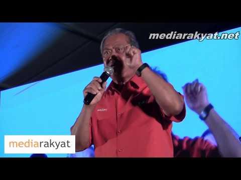 Muhyiddin Yasin: Najib Tak Boleh Tiduk Malam, Rosmah Pun Tak Boleh Tiduk Malam