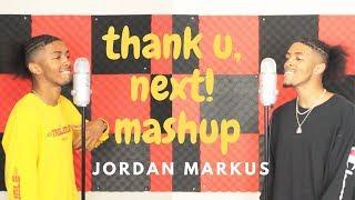 Thank u, Next X Drip Too Hard X No Brainer MASHUP