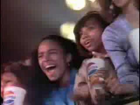 Michael Jackson - Pepsi Commercial 1984 - Concert Version (W