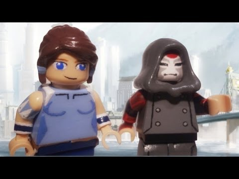 The Legend of Korra - Book 2 Clip Scene (Exclusive Preview) from YouTube · Duration:  1 minutes 55 seconds
