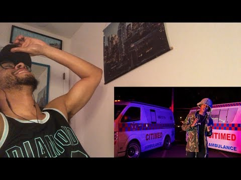 Nasty_C - Bamm Bamm (Official Music Video) *REACTION*