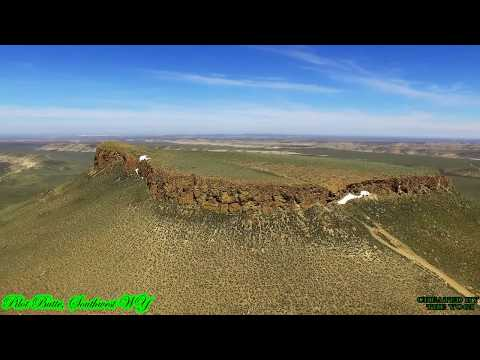 The Wonderful Southwest Wyoming - A Drone point of view