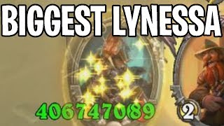 40 Million Attack Lynessa In Ranked