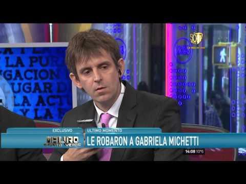 Gabriela Michetti: No se lo dije a los medios para no interferir en la investigación