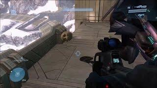 HALO 3 - SECRET RECON SKULL DISCOVERED!!!