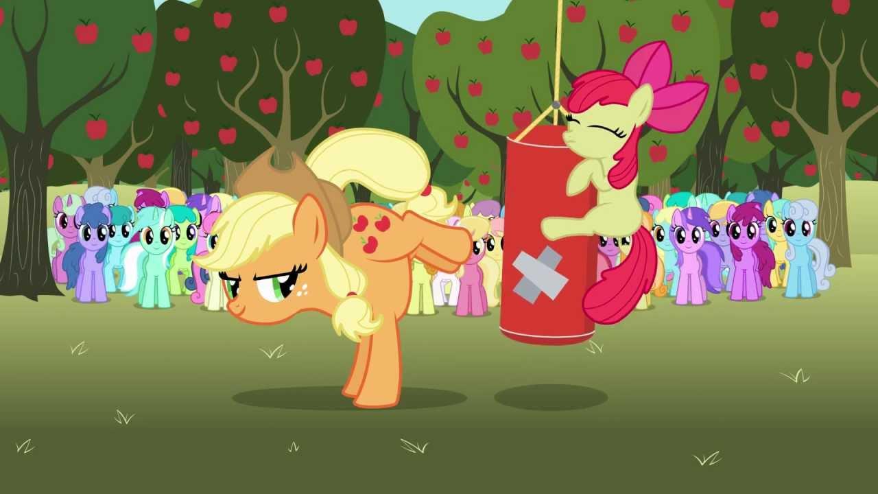 My Little Pony: Rhythm Is Magic - Faithful Farmer - YouTube