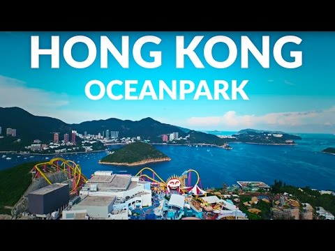 Hong kong 2016 (ocean park)