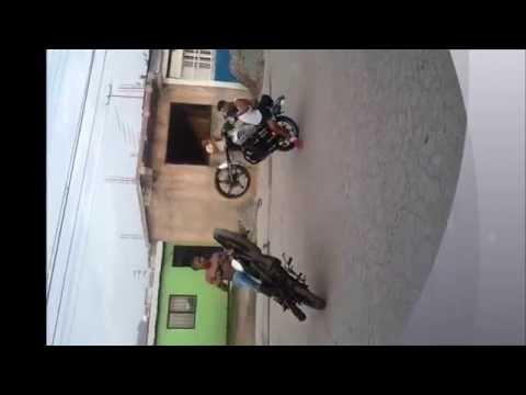 moto piruetas cagua