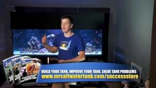 Mr. Saltwater Tank's 375 Gallon Reef Tank Build Show