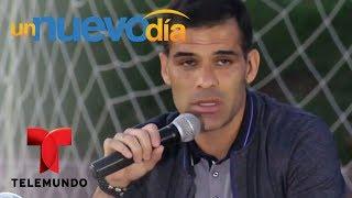 Rafa Márquez y Julión Álvarez vinculados con los narcos   Un Nuevo Día   Telemundo