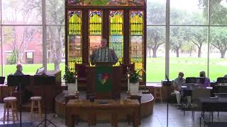 First Presbyterian Church of Rockwall Worship 08-29-2021