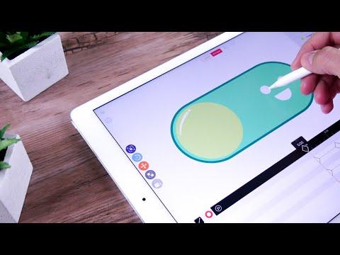 Animation on iPad pro with CORE ANIMATOR